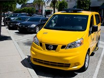 Top State Court Upholds NYC Nissan Taxi