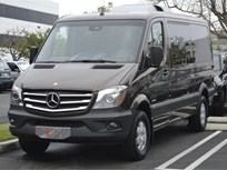 Mercedes-Benz Gives Details on 2015 Sprinter, Compact Van Plan for U.S.