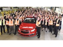 Holden Ends Manufacturing of Cruze in Australia