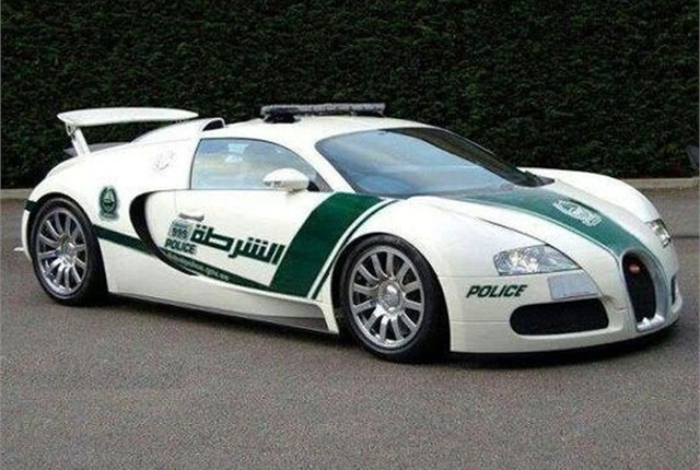 Photo courtesy of Dubai Police.