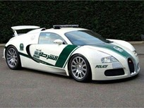 Dubai Adds to its Police Supercar Fleet