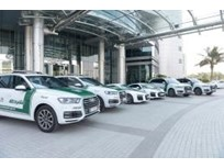 Dubai Police Add Audi Super Cars to Patrol Fleet