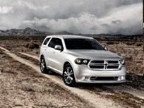 Dodge Durango Named IIHS 'Top Safety Pick'