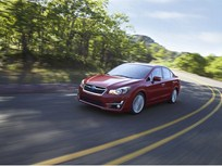2015 Subaru Impreza Earns Highest Safety Rating