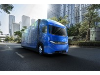 Mitsubishi Fuso Launches Electric Truck Brand E-Fuso