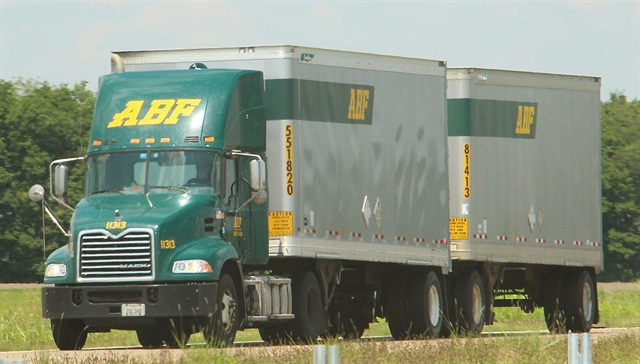 New Teamsters contract with ABF won't take effect until all supplemental agreements are approved. Photo: Evan Lockridge