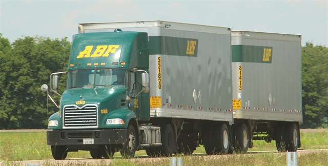 The ABF National Master Freight Agreement will be implemented in the next few days. Photo: Evan Lockridge