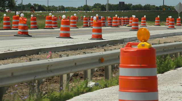 The new grant program will emphasize projects that stretch federal highway funding. Photo: Evan Lockridge