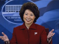 Trump Picks Chao to Head DOT
