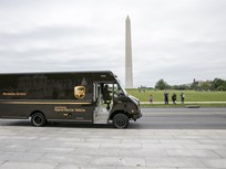 UPS Awarded DOE Funding for Emissions, Electric Vehicle Research