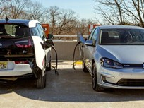 BMW, VW Partner with ChargePoint for High-Speed EV Charging