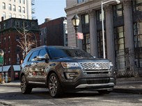Ford Recalls Explorer, Lincoln MKC for Fire Risk