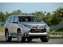 Mitsubishi Debuts Mid-Size SUV in Thailand