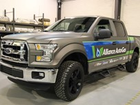 Blue Star Gas Sponsors LPG F-150's Cross-Country Trip