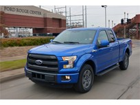 Ford Offers Heavy Payload F-150 to Commercial Users
