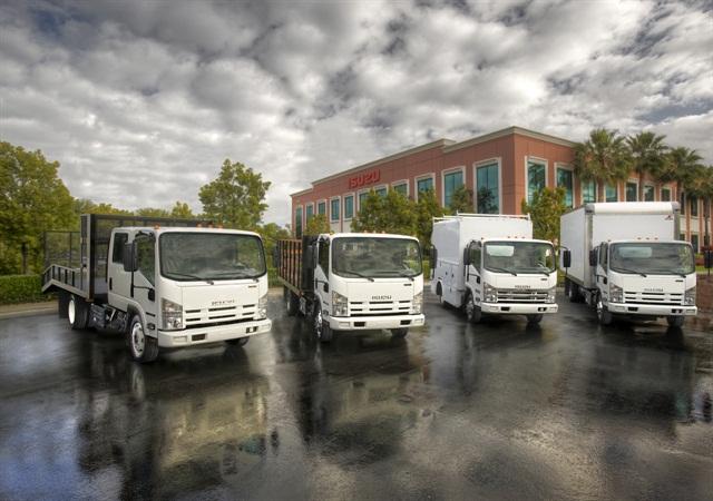 Isuzu, Telogis Agree on Connected Vehicle Pact