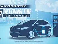 Ford's $4.5B to Fund 13 New EVs by 2020