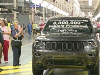FCA Celebrates Jeep Assembly Milestone
