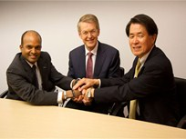 Daimler, Ford, and Nissan Sign Agreement to Develop Fuel Cell Vehicle Technology
