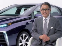 Toyota Names Fuel Cell Sedan Mirai