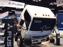 Fuso Adds Gasoline V-8 to FE Series Cabovers