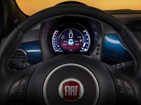 2015 Fiat 500 Gets 7-Inch HD Display