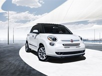 Chrysler Details Fiat 500L Standard Features and Options