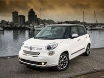 Chrysler Recalling Fiat 500L to Fix Transmission Shifting