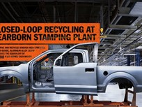 Recycled F-150 Aluminum Can Produce 30K Bodies