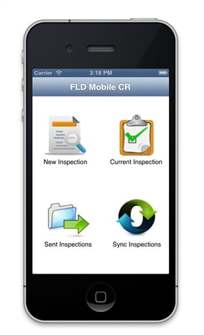 FLD's new eCR electronic vehicle condition report app is designed to provide fleet managers with the current, fair market value of their vehicles.