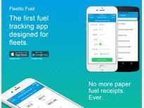 Fleetio Introduces Mobile Fuel Tracking App