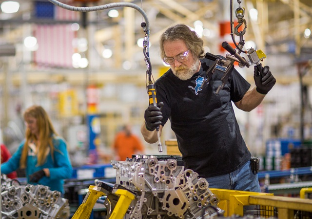 General Motors will invest approximately $263 million for a future engine program at their Flint, Mich. facility. Photo courtesy of GM.