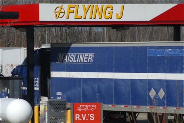 "Pilot Flying J CEO Jimmy Haslam said in a statement responding to FBI allegations that ""any willful wrongdoing by any employee of this company at any time is intolerable."""