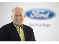 Ford's New CEO Leads a Team with Global Responsibilities