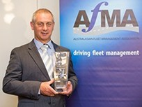 Health Fleet Manager Named AfMA Fleet Manager of the Year
