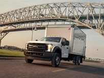 EPA Certifies Landi Renzo's CNG Medium-Duty Ford Trucks