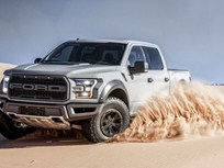 Ford's 2017 F-150 Raptor Gets SuperCrew Model