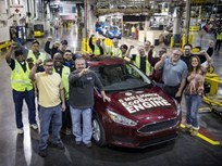 Ford Reaches EcoBoost Engine Milestone