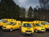 UK Automobile Association Fleet Orders Hundreds of Ford Transits