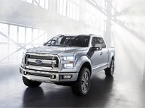 Ford's Atlas Concept Pickup Truck Shows Future Direction of Automaker's Products