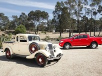 Ford Celebrates Anniversary of F-Series Precursor