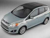 Ford to Show C-Max Solar Energi Concept