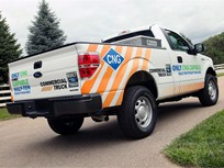 Ford to Offer CNG/LPG Prep Package for 2014 F-150