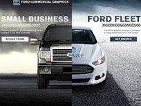 Ford's Commercial Graphics Site Offers Design Tool, 3M Program