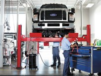 Ford Relaunches Commercial Vehicle Dealer Program