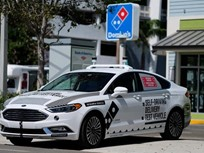 Ford Begins Testing Driverless Delivery Service in Florida