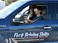 Ford Driver Safety Tour to Employ Virtual Reality Tools