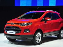 Ford Debuts EcoSport at the Bangkok International Motor Show