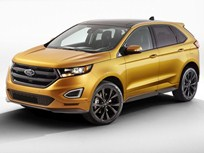 Next-Gen 2015 Ford Edge Adds Safety Tech