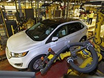 Ford Begins Building 2015 Edge With New Workers